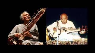 Pt. Ravi Shankar  and Ustad Ali Akbar Khan: Raag-Bageshree