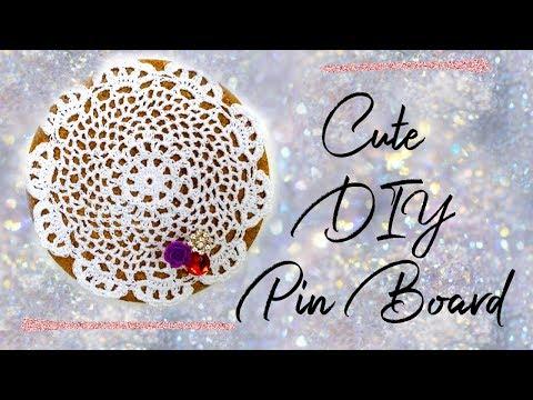 Cute DIY Cork Board