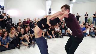Jakub Jakoubek & Emeline Rochefeuille - WCS Improv - CITADEL SWING 2019