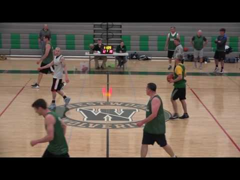Westwood Recreation: Adult Basketball Championship 4/18/2017