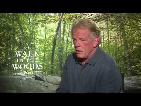 A Walk In The Woods Interview: Nick Nolte