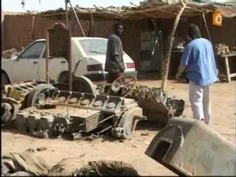 JT Afrique France O du 21 07 2009 Niger politique medicale exploitants mines uranium