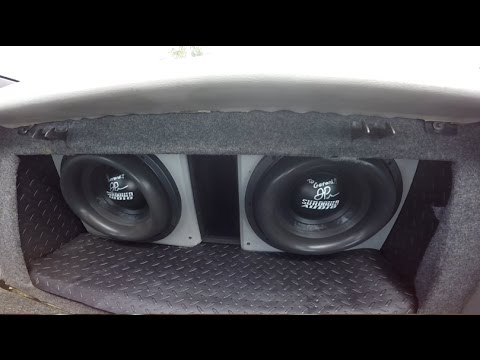 THE LOUDEST NO WALL MUSTANG IVE EVER HEARD!