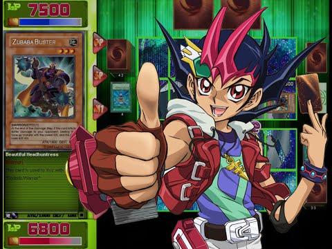 YuGiOh! ARC V Power of Chaos Reiji MOD - Yuma Zexal vs Reiji