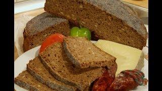 Delicious Whole Grain Bread Made With Sourdough