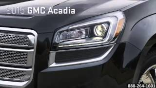 New 2015 GMC Acadia Safety West Point Buick GMC Houston and Katy TX