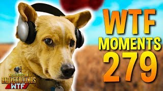 PUBG Daily Funny WTF Moments Highlights Ep 279