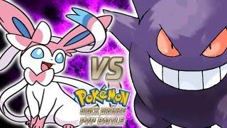 Roblox Pokemon Brick Bronze PvP Battles - #199 - Troll2308