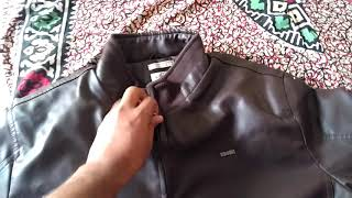 [HINDI] Leather jacket Roadster Brand UNBOXING & REVIEW INDIA