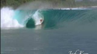 Rusty Surfing Video
