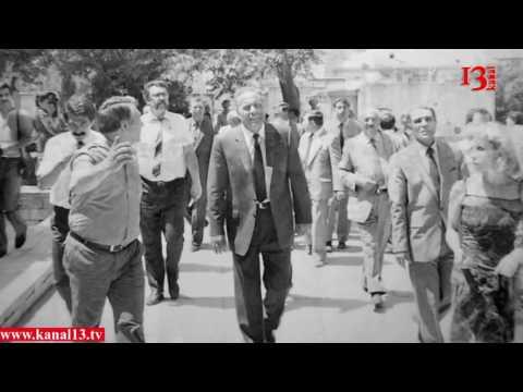 10 may Heydər Əlirza oğlu Əliyevin doğum günüdür