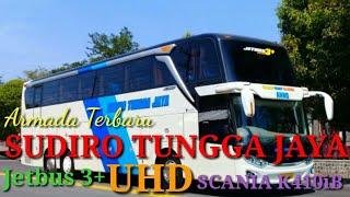Jetbus 3+ UHD Armada Terbaru Sudiro Tungga Jaya