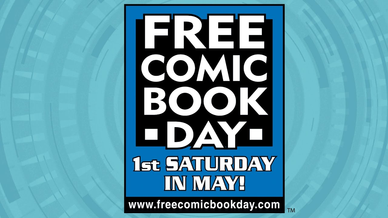 Home Page - Free Comic Book Day
