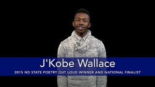JKobe Wallace reads I Wandered Lonely As A Cloud