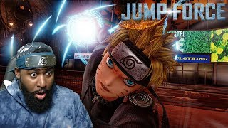 Jump Force Hype Is Real!