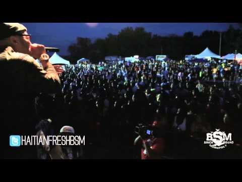 Haitian Fresh @ Haiti En Fete with Beenie Man (Live from Ottawa)