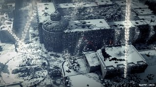 Stalingrad - Blood on the Volga   Minecraft Cinematic