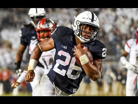 super popular 9945f abcbc Saquon Barkley Career Highlights