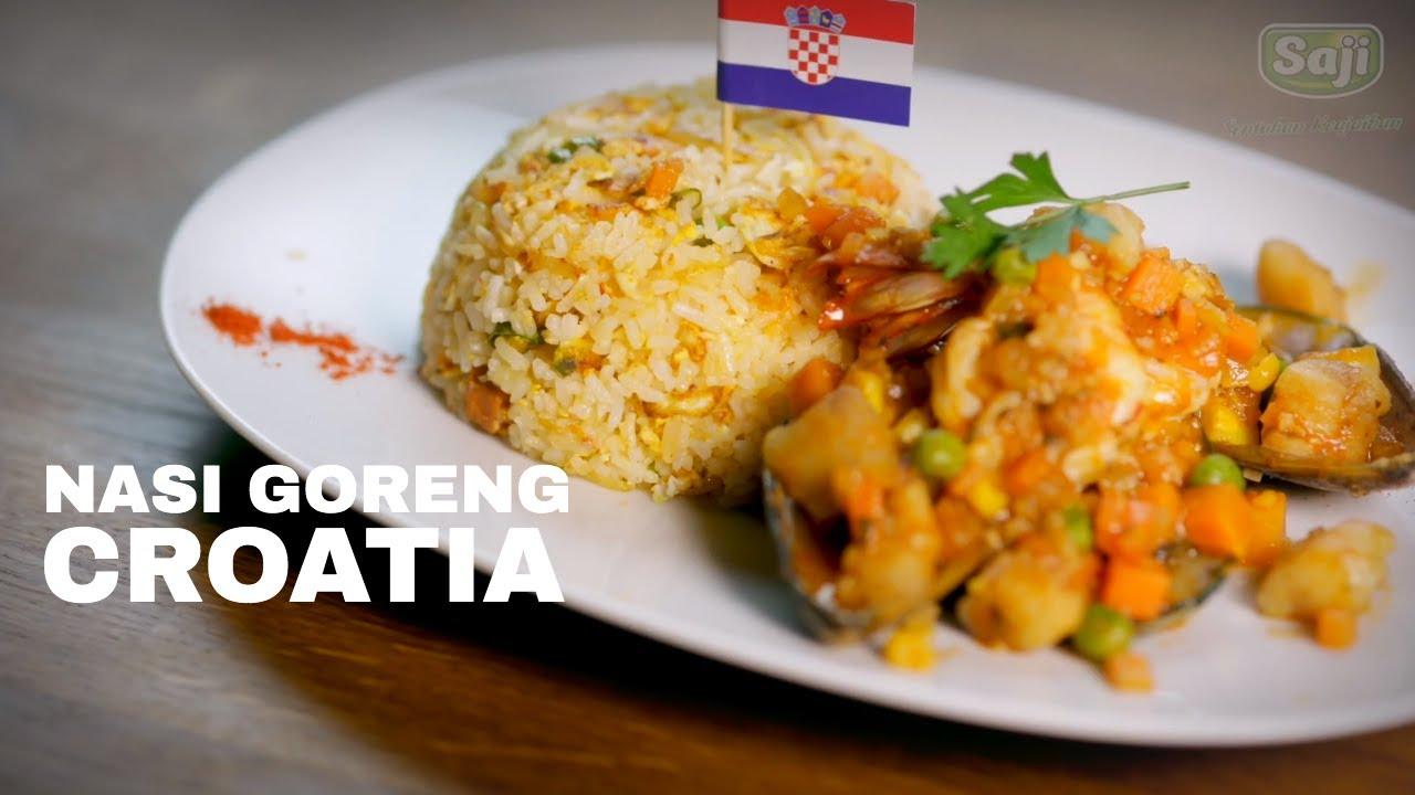Nasi Goreng Croatia Saji Youtube