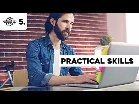 Getting Into the Creative Industry #5 - Practical Skills