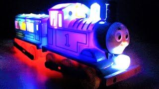 Glowing Thomas Knock Off Toy CHINA MART 光るトーマス タオバオ