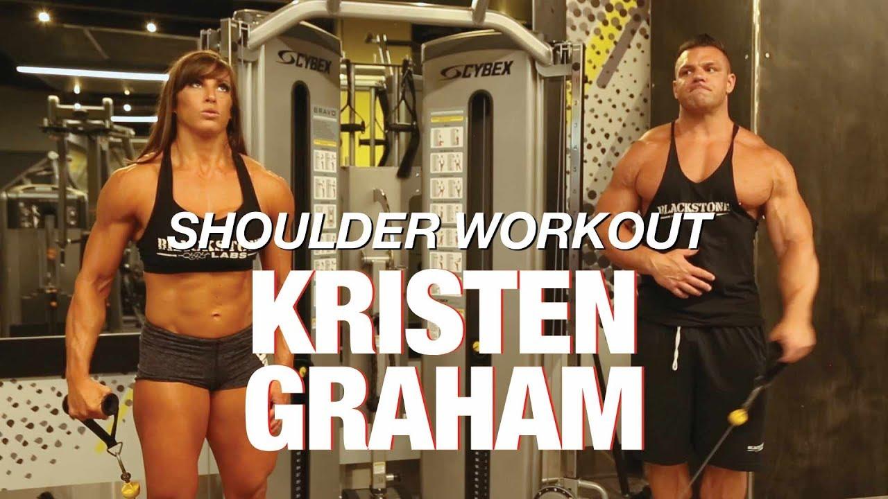 Shoulder Workout with Kristen Graham