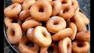 Receita de Donuts Caseiro Super Fácil e Delicioso