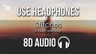Shawn Mendes - Stitches (8D AUDIO).mp3