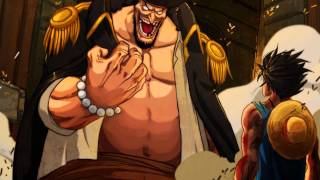One Piece Soundtrack HQ  - Luffy Moukou