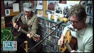 The Jayhawks - Tiny Arrows (Live in 102.3 BXR Studio X)