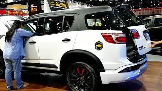 Chevrolet Trailbalzer Cực Đẹp Với Gói Body Kit , Sơn Mâm Và Decal - Tư vấn Miễn Phí: 093 616 62 64