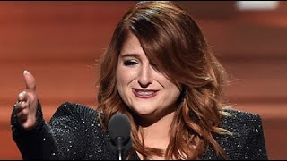 "WTF! Meghan Trainor Called ""Fat C**t"" After Grammy Win!? Mp3"