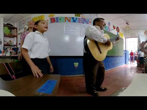 Inside the Classroom (360 video) | World Vision