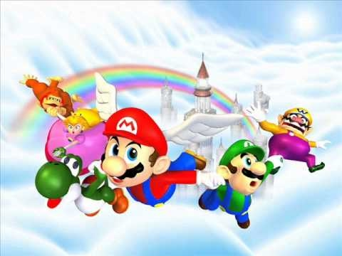 Mario Party Music Mario 39 s Rainbow
