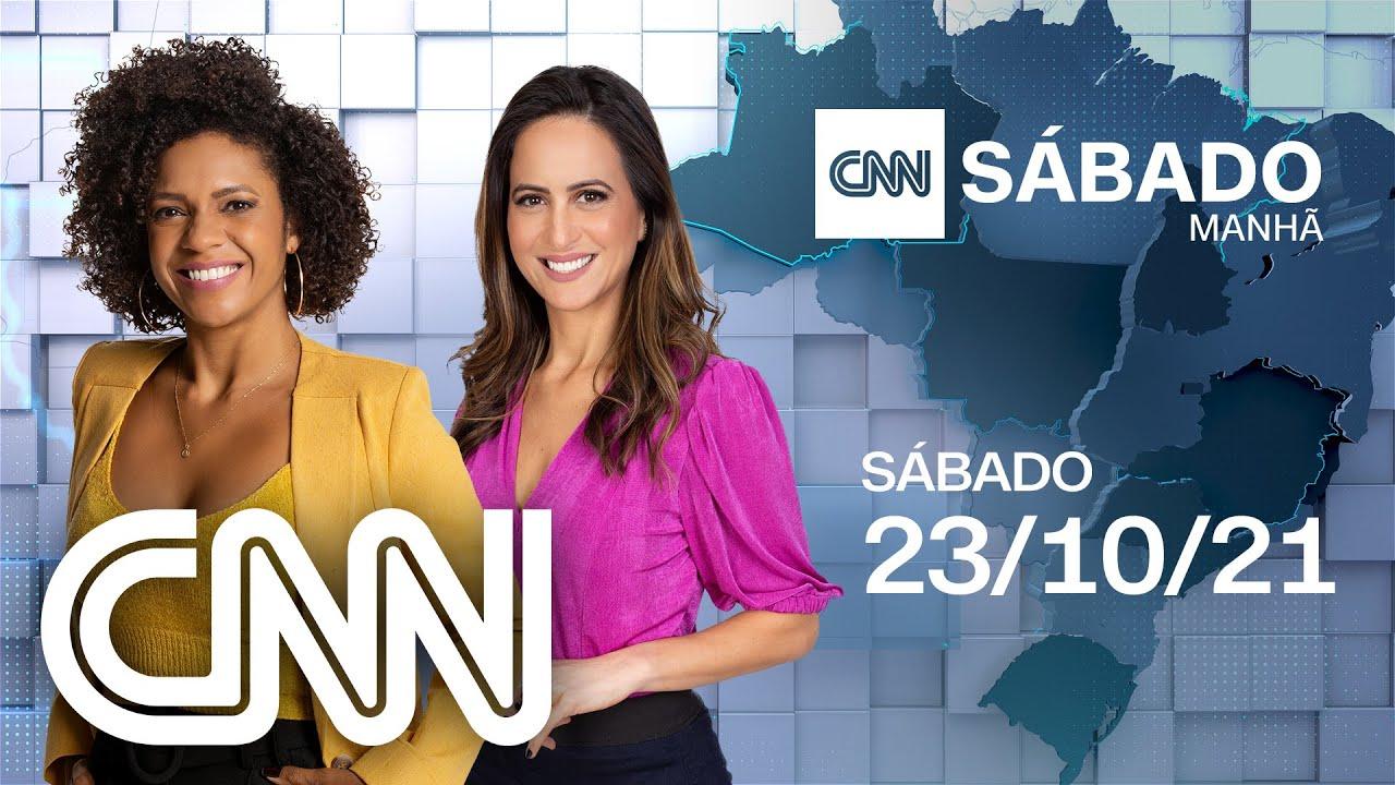 Download CNN SÁBADO MANHÃ - 23/10/2021