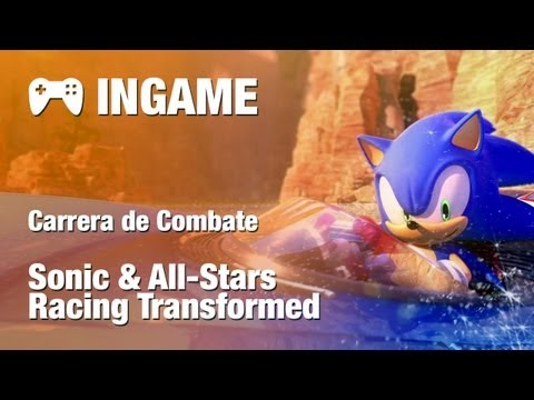 Sonic & All-Stars Racing Transformed |Ingame Eliminatorias