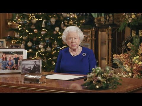 The Queen's Christmas Speech 2019 | Queen praises young climate activists