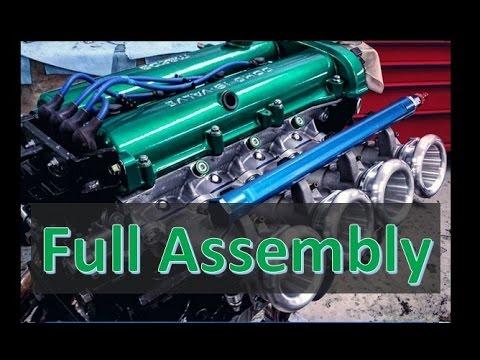 Miata Cylinder Head Assembly - GQM Garage
