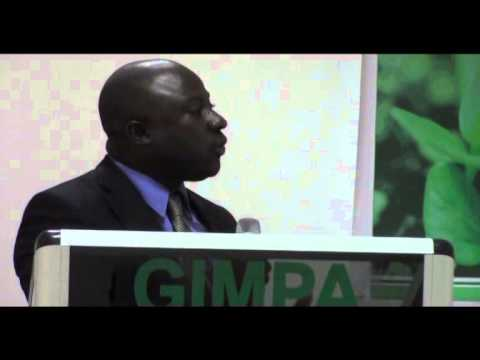 GIMPA-The Launch of Agribusiness Management Programme(AgMP) 2