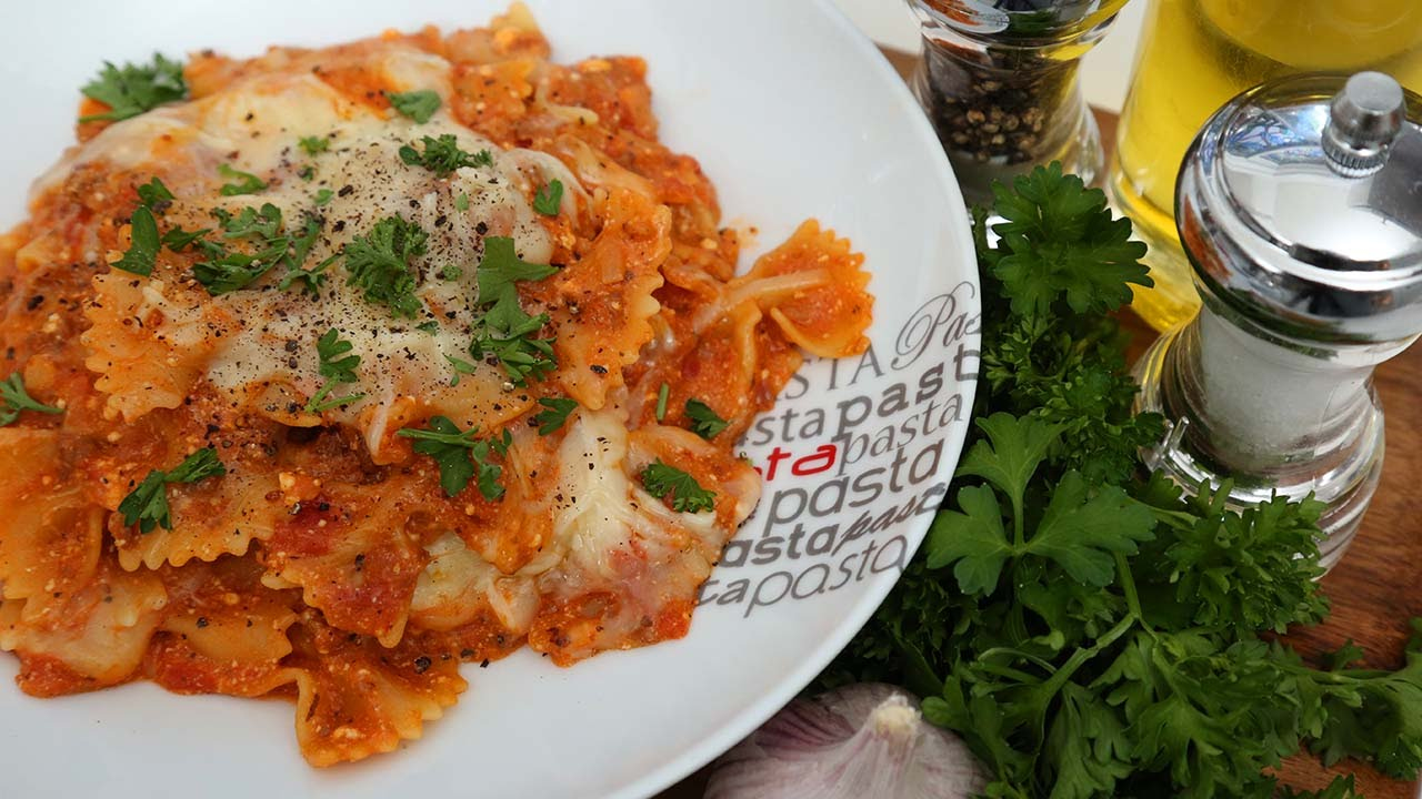 3 more one pot pasta recipes easy weeknight dinners youtube forumfinder Image collections