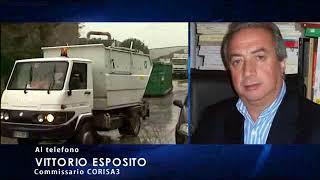 INT TELEFONICA VITTORIO ESPOSITO ERGON PROTESTA POLLA 19GEN