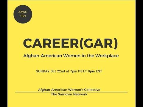 Career(gar): Afghan-American Women in the Workplace