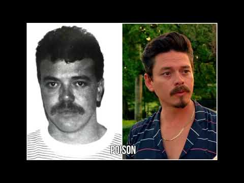 NARCOS - Cast vs Real Life