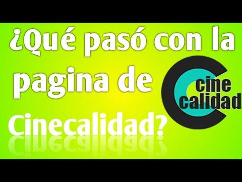 PÁGINA DE PELÍCULAS CINECALIDAD ¿DEJO DE FUNCIONAR?