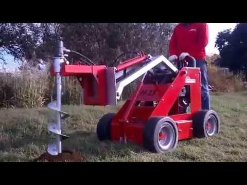 Minicargadora Induval H-15