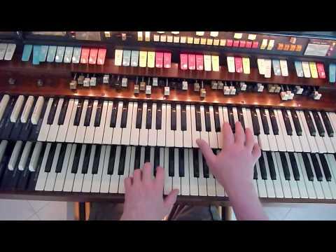 Spanish Flea - Hammond Elegante Organ