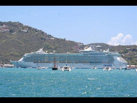 Freedom of the Seas Cruise Vlog Day 4 - St. Thomas - Royal Caribbean