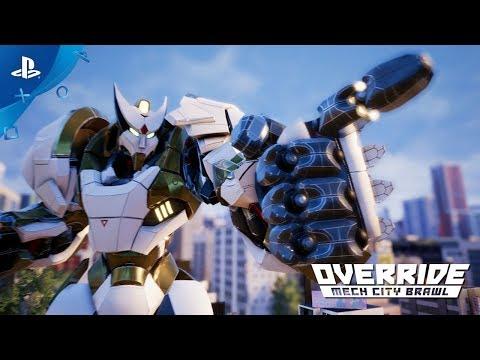 Override: Mech City Brawl - Announcement Trailer | PS4