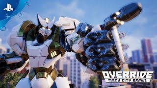 Override: Mech City Brawl - Announcement Trailer | PS4