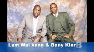 Buay Kier Bol & Lam Wal Kang's Trip to United States